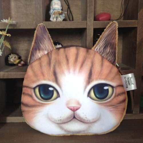"Кошелек ""Кошка"" и кошелек ""Собака"""