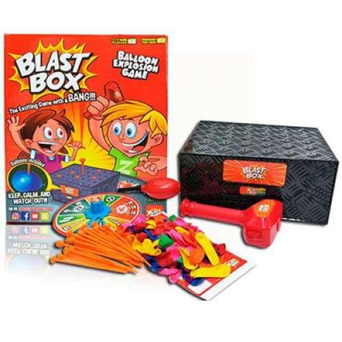 """Игра """"Blast Box (взрывной ящик)"""""""