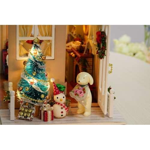 """Румбокс """"Рождественский дом"""""""
