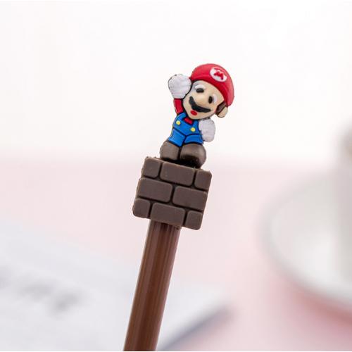"Ручка гелевая ""Марио"""
