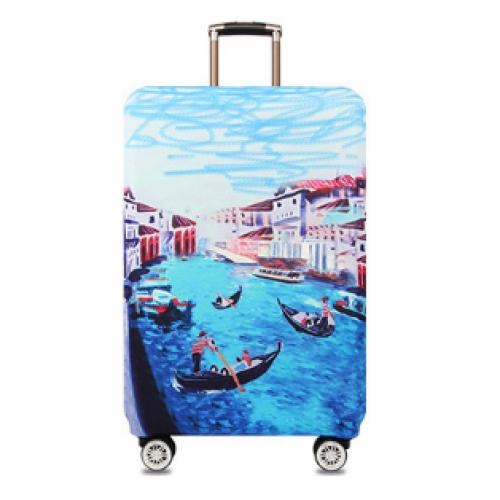 """Чехол для чемодана """"Венеция"""""""