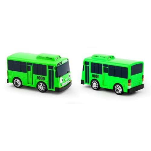"""Автобус """"Тайо"""" с гаражом (цвет на выбор) + подарок"""