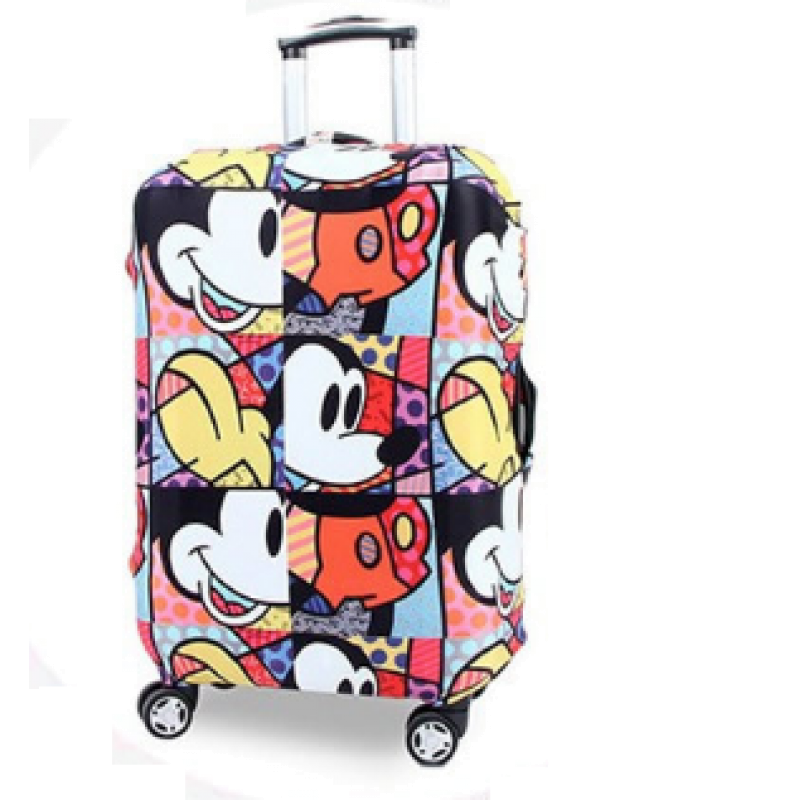 "Чехол для чемодана ""Микки Маус"""