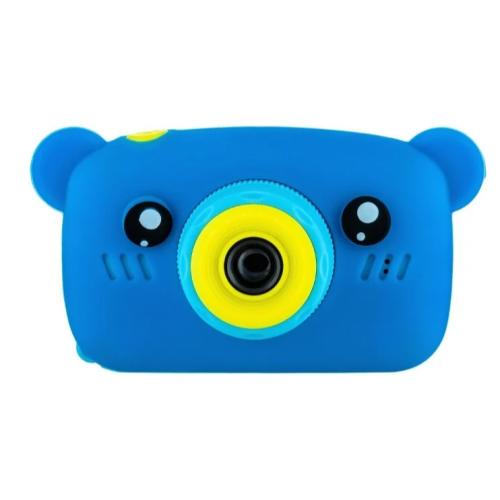 """Детский фотоаппарат """"Медведь"""" (разные цвета)"""