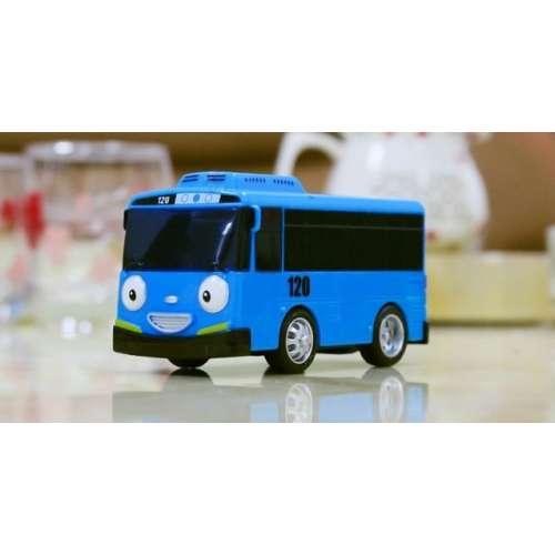 """Автобус """"Тайо"""" с гаражом (цвет на выбор)"""