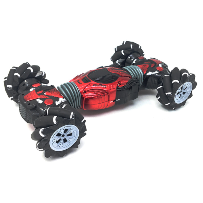 Машинка перевертыш управляемая жестами Twister Climbr Legends Champion красная