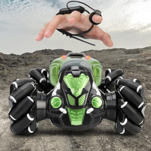 Машинка перевертыш управляемая жестами Twister Climbr Legends Champion