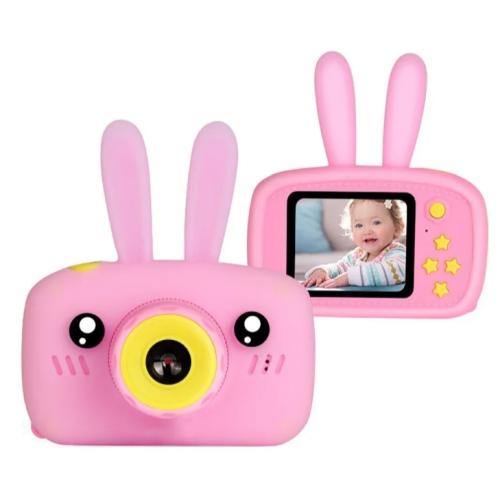 """Детский фотоаппарат """"Заяц"""" (разные цвета)"""