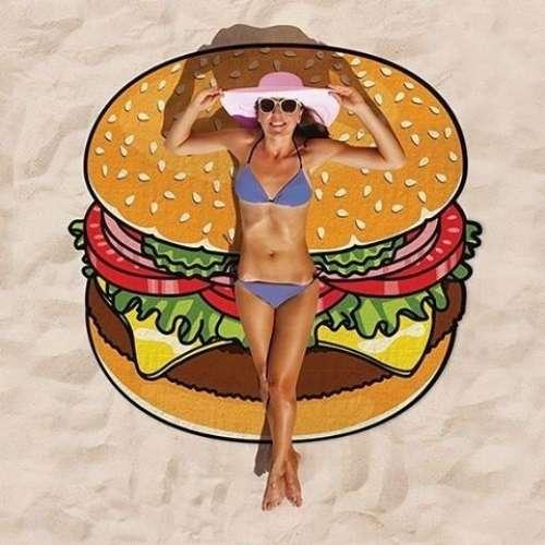 """Покрывало """"Гамбургер"""""""