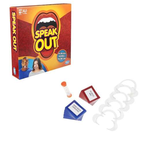 "Игра ""Speak Out (Спик Аут)"""