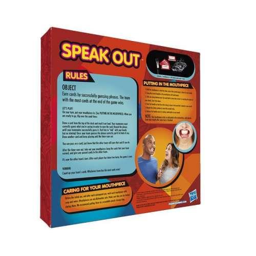 """Игра """"Speak Out (Скажи если сможешь)"""""""