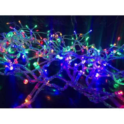Новогодняя гирлянда разноцветная (7-25 метров)