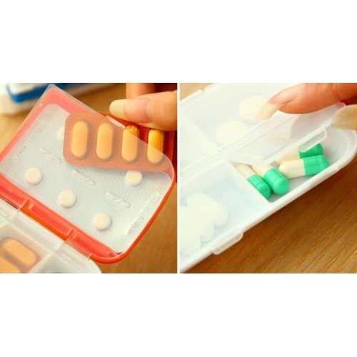 Таблетница для лекарств и витаминов