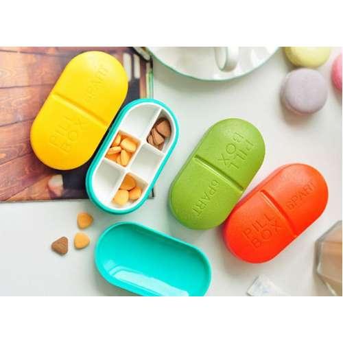 "Таблетница ""Пилл бокс (pill box)"""