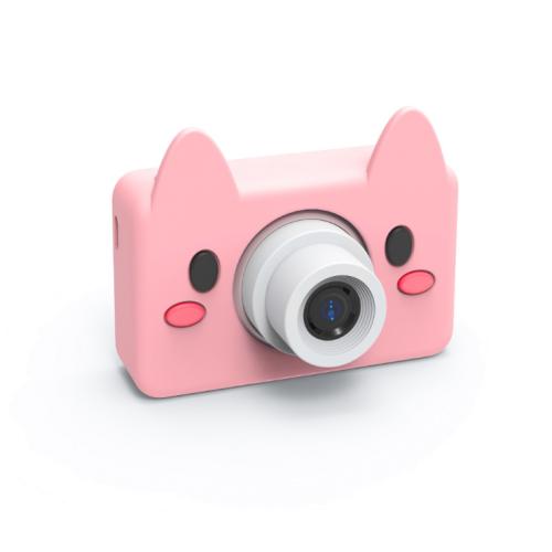 """Детский фотоаппарат """"Свинка"""""""