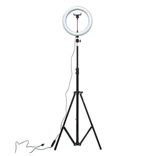 Кольцевая лампа 16 см