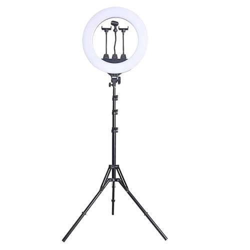 Кольцевая лампа 45 см + пульт
