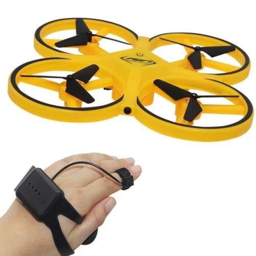 Квадрокоптер c управлением жестами руки