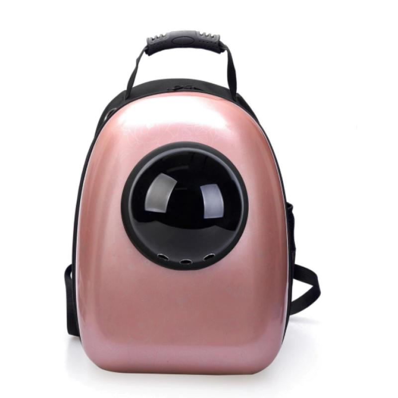 """Рюкзак переноска для животных """"Розовый"""""""
