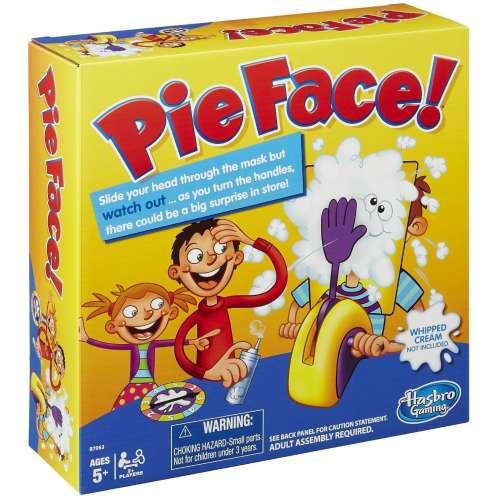 """Игра """"Pie face (пирог в лицо)"""""""