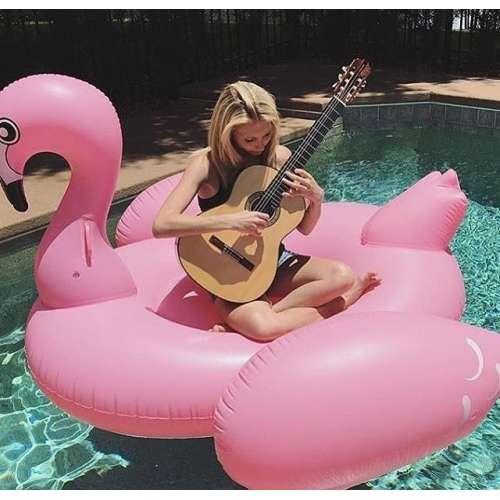 """Надувной """"Фламинго гигантский"""""""