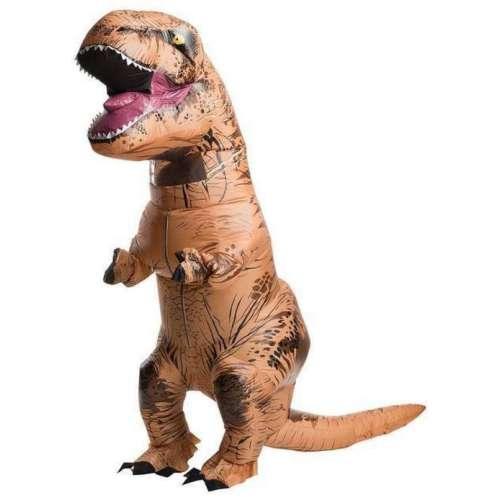"""Надувной костюм """"Динозавр T-Rex"""""""