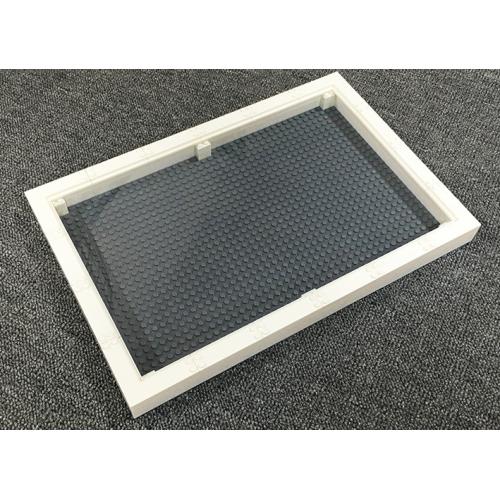 """Рамка прямоугольная для хранения """"минифигурок Лего"""""""