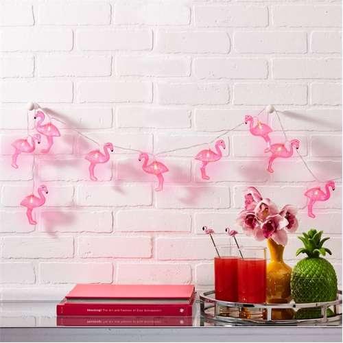 "Гирлянда ""Фламинго"""