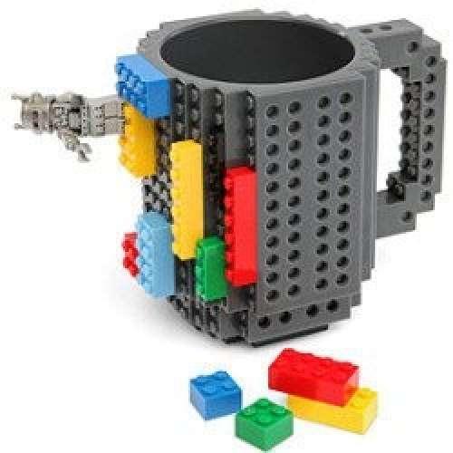 Кружка конструктор Лего