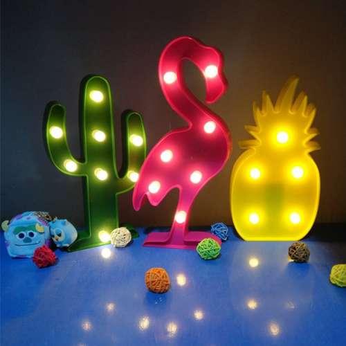 Светильники светодиодные детские