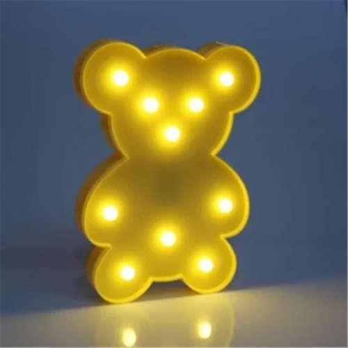 """Светильник ночной """"Медведь"""""""