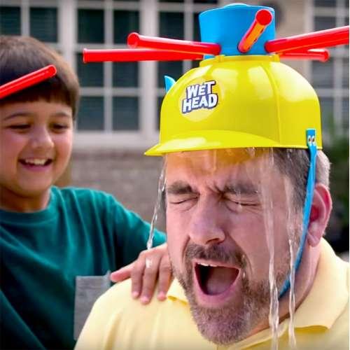 "Игра ""Wet Head (мокрая голова)"""
