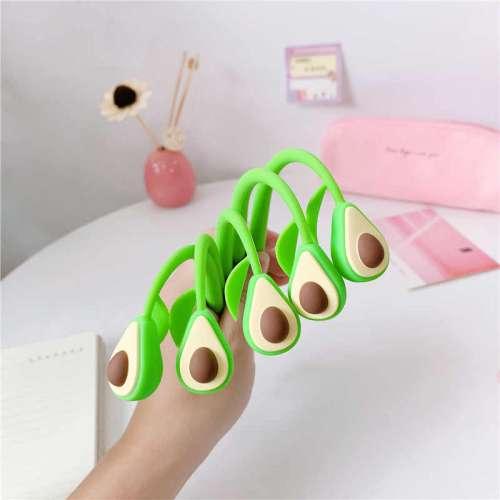 """Ручка гелевая """"Свисающий авокадо"""""""
