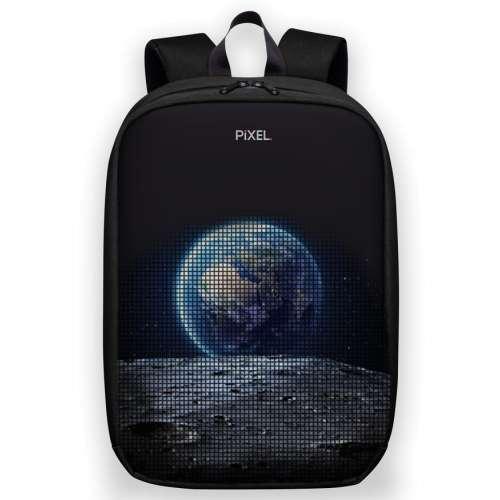 Led рюкзак с экраном