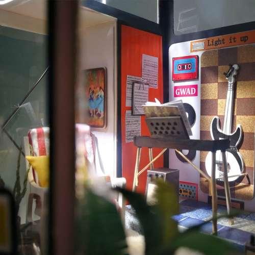 """Музыкальная студия """"Kevin's Studio"""""""