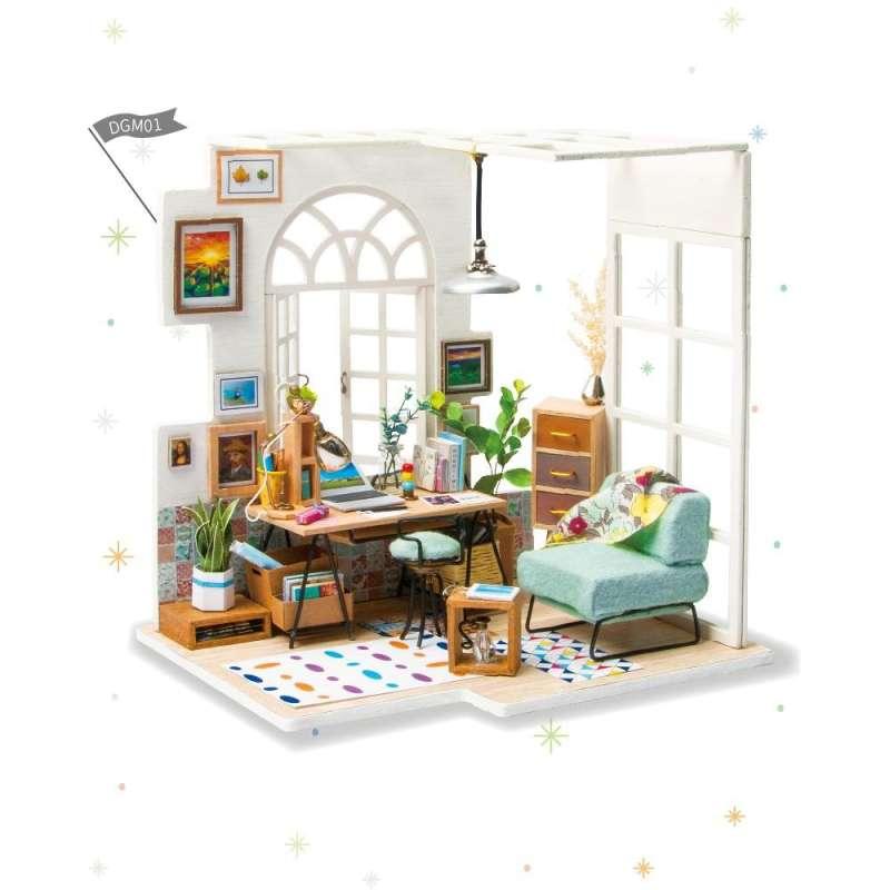 Уютный кабинет