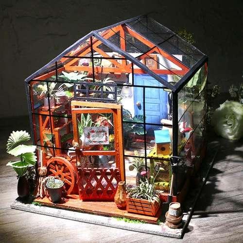 "Зимний сад ""Cathy's flower house"""