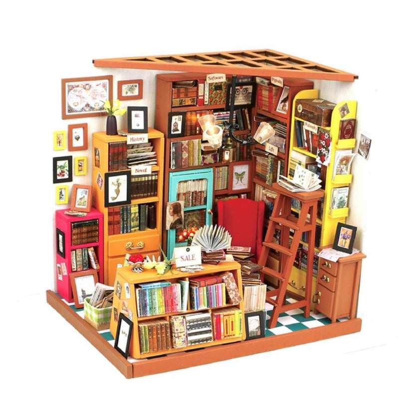 "Библиотека ""Sam's study"""