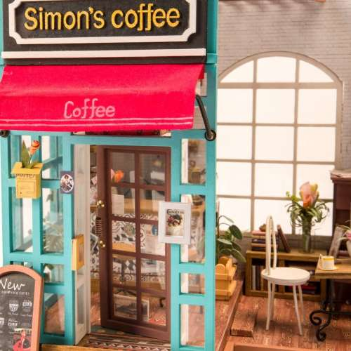 "Кафе Саймона ""Simon's Coffee"""