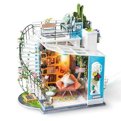 """Уютный лофт """"Dora's Loft"""""""