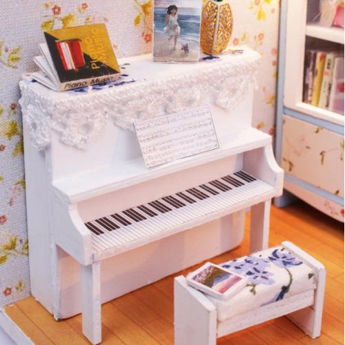 """Румбокс """"Комната пианистки"""""""