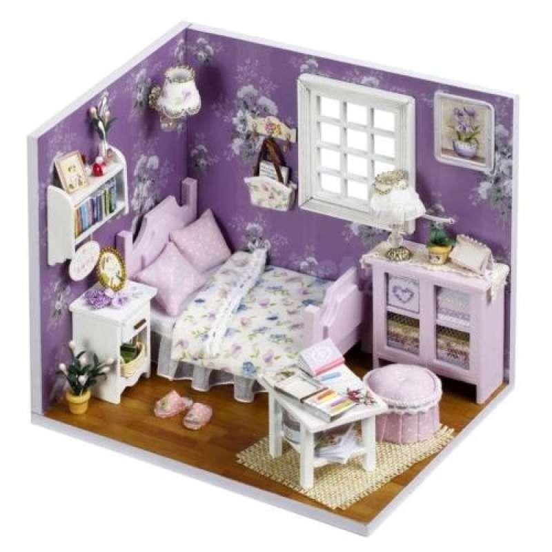 """Румбокс """"Комната в фиолетовых тонах"""""""