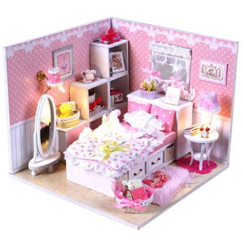 """Румбокс """"Комната маленькой принцессы"""""""