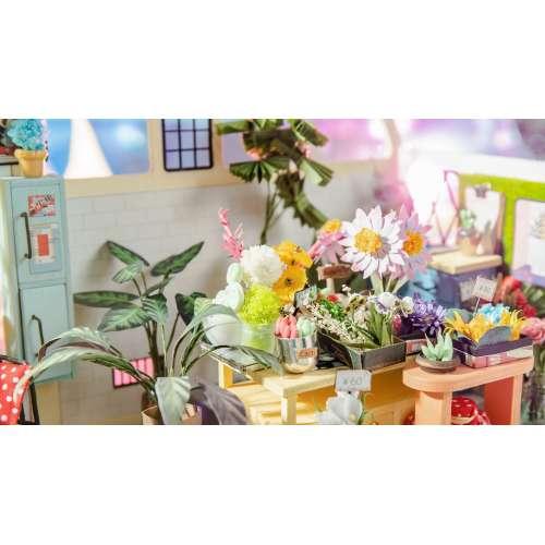 """Цветочный магазин """"Lucky Florist"""" - TD03"""
