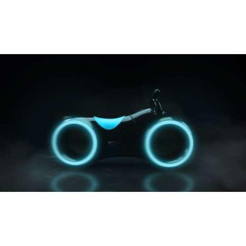 Бело-Синий беговел Star One Scooter