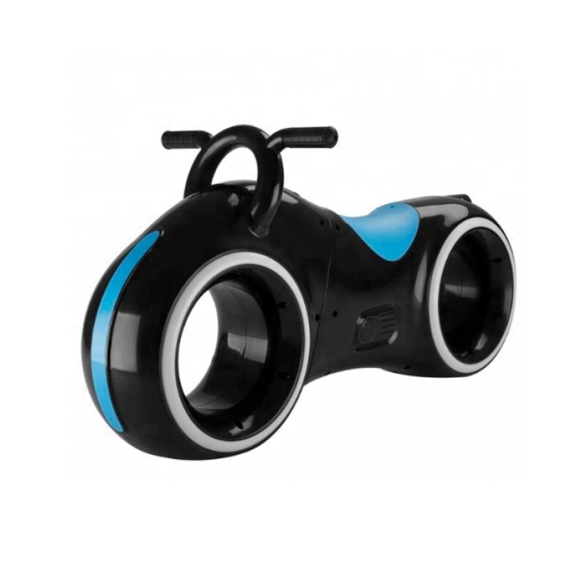 Черно-Синий беговел Star One Scooter