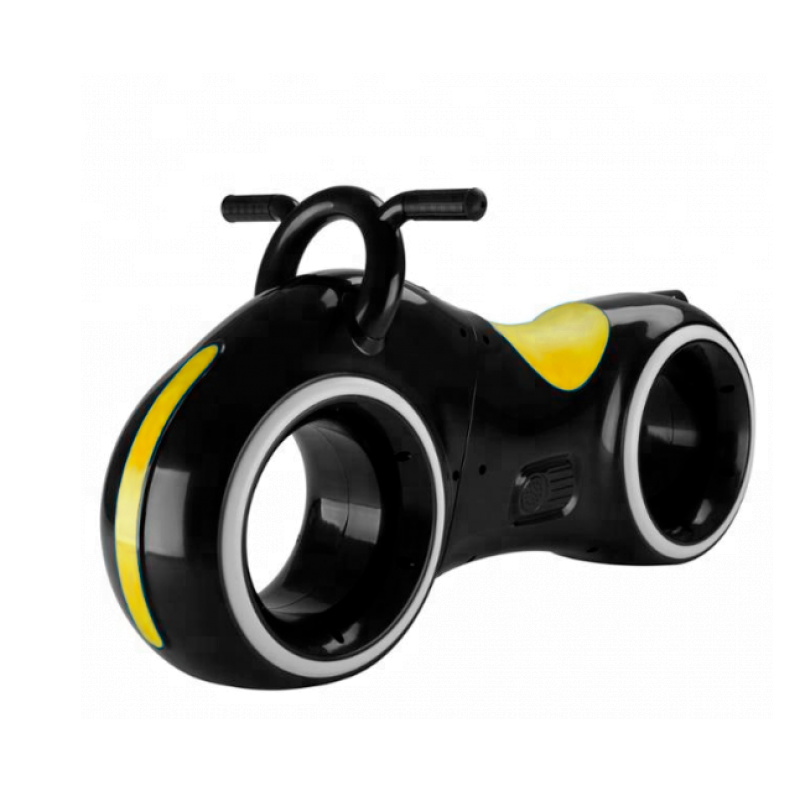 Черно-Желтый беговел Star One Scooter